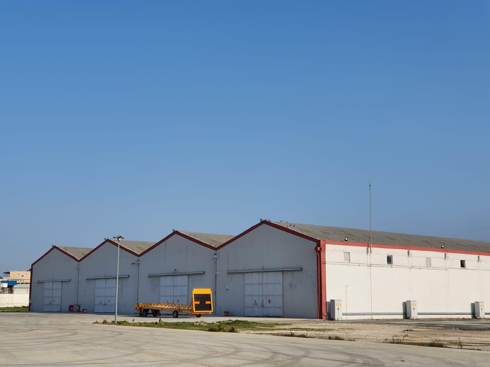 Dry Port Mersin by Orient Ekspres Ltd.